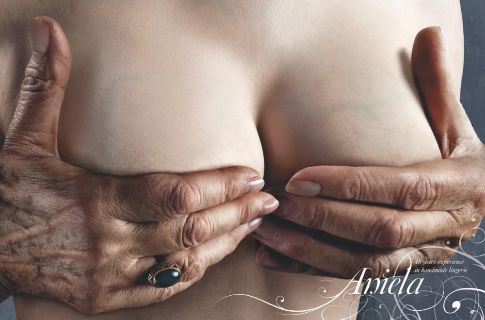 Фото секс игры с женской грудью
