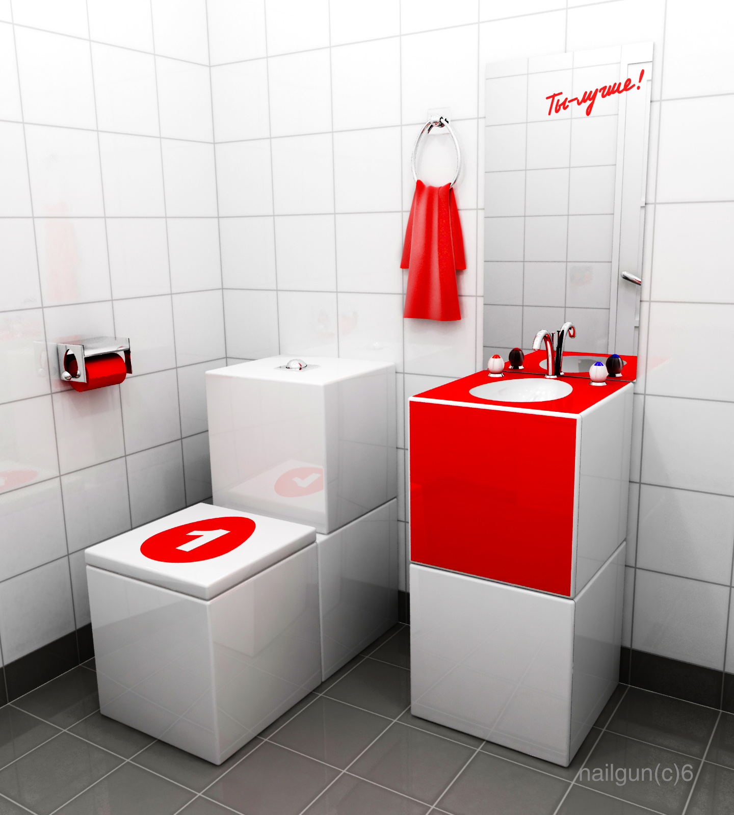 Отсасывает в туалете русское